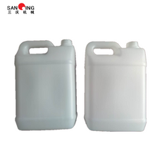 5L Hip Flask, Jerry Can, Bucket Automatic Blow Molding Machine Production Site