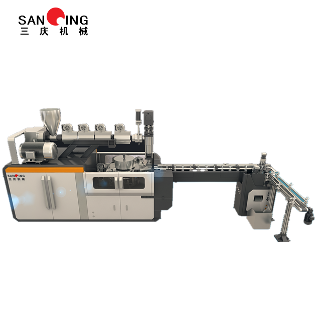 SQ-6/8 molds new automatic blow molding machine